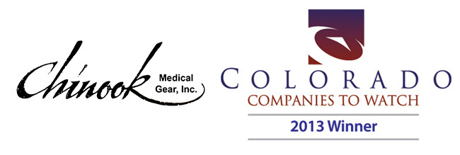 Chinook Medical Gear Named to Prestigious Colorado Companies to Watch List