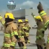 Firefighter Flash Mob – Stayin' Alive