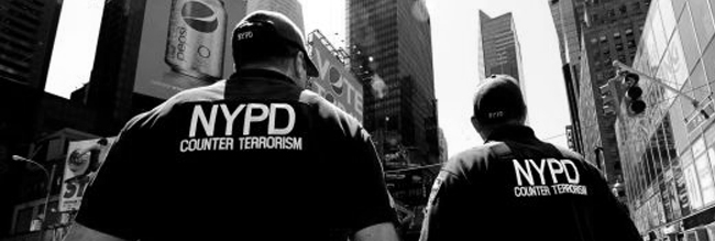 New York Police Department Counterterrorism Bureau