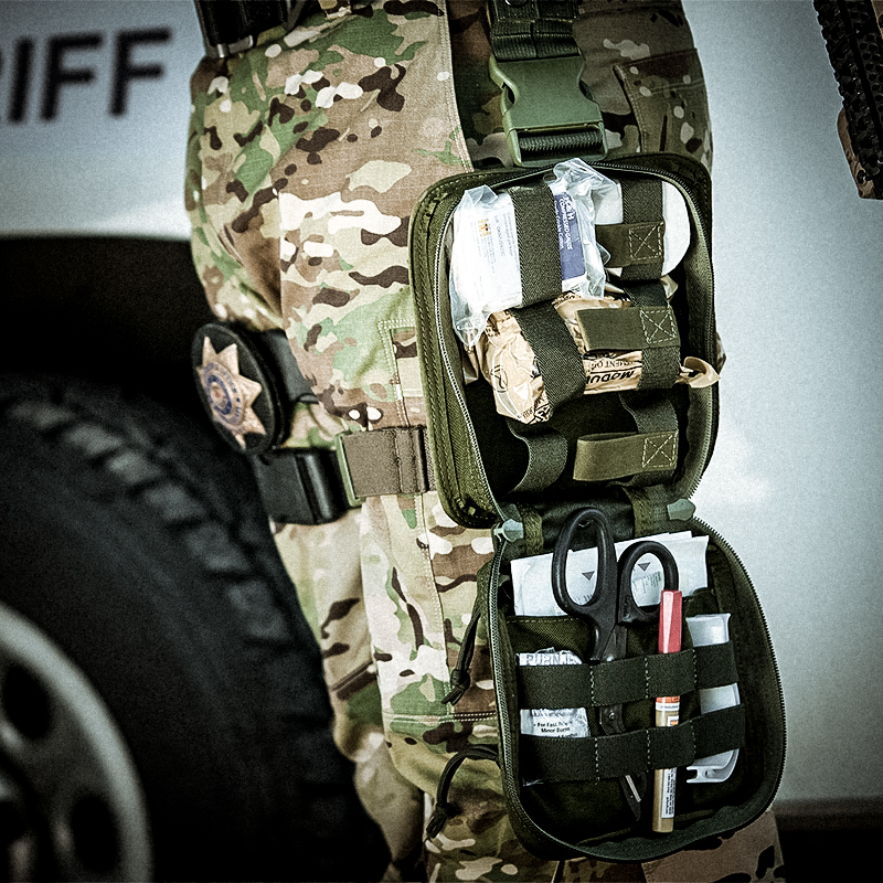 Chinook Law Enforcement Medical Kit - Individual Operator
