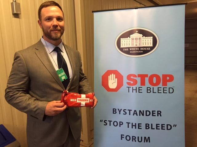 Stop the Bleed Ben