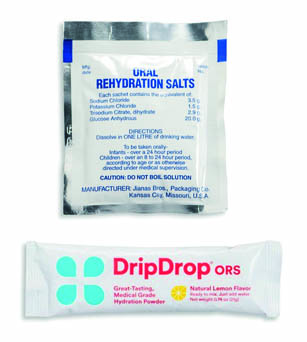 Chinook Medical Oral Rehydration Salts